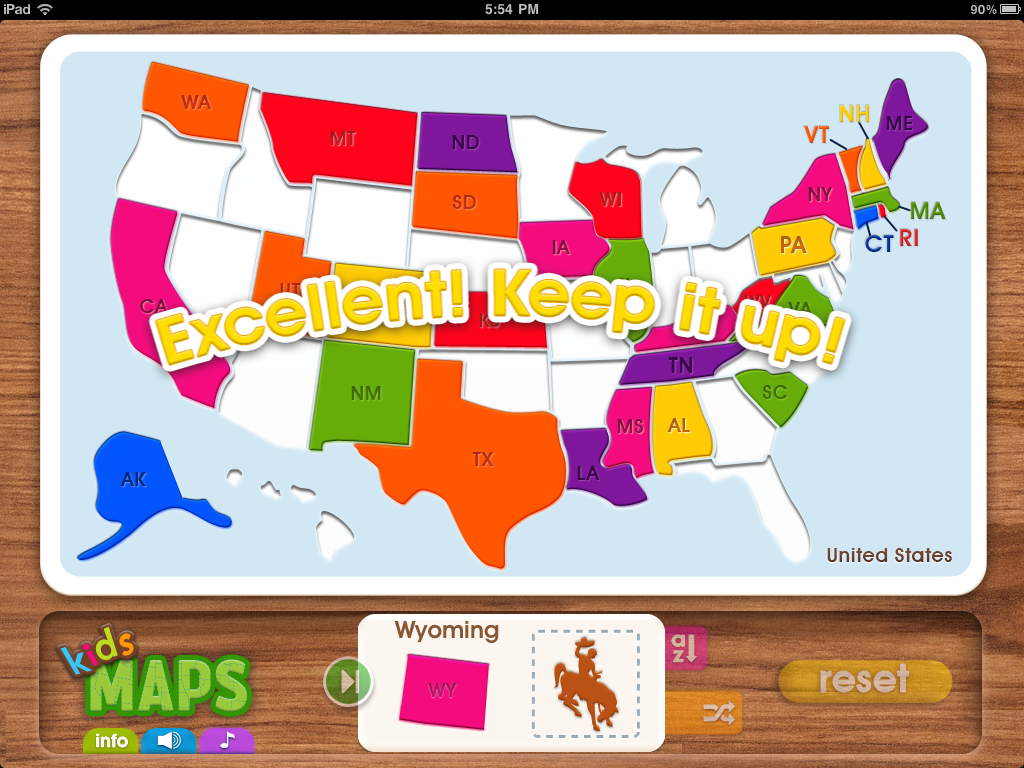 Fun Games For Kids To Help Learn The Regions
